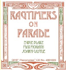 Ragtimers On Parade