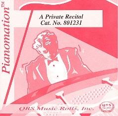 A Private Recital