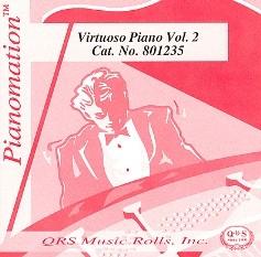 Virtuoso Piano, Vol. 2