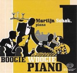 Martijn Schok: Boogie Woogie Piano