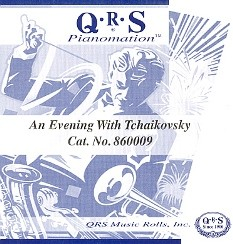 An Evening With Tchaikovsky