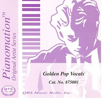Golden Pop Vocals CD