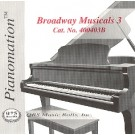 Broadway Musicals 3