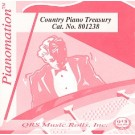Country Piano Treasury