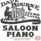 Dave Bourne - Saloon Piano