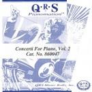 Concerti For Piano, Vol. 2