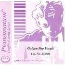 Golden Pop Vocals CD