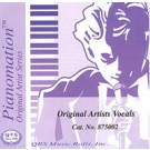 Original Artist Vocals CD
